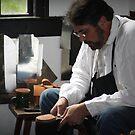 The Shoemaker II by rasnidreamer
