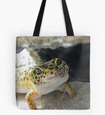 Gecko Smile Tote Bag