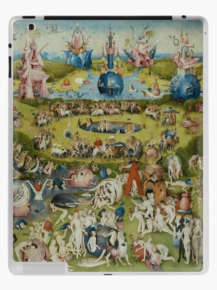 Garden Of Earthly Delights Dress By Bosch Ipad Case Skin By Deanworld Redbubble
