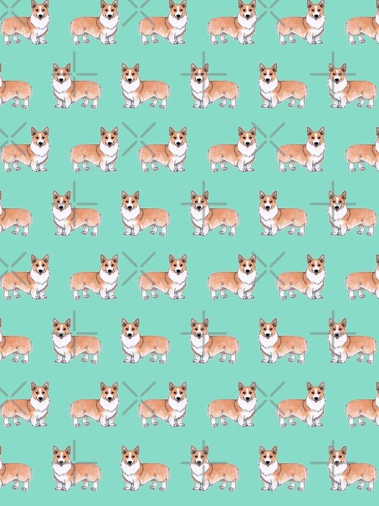 Pembroke Welsh Corgi dog by savousepate