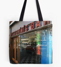 pellegrinis espresso bar. melbourne - victoria Tote Bag