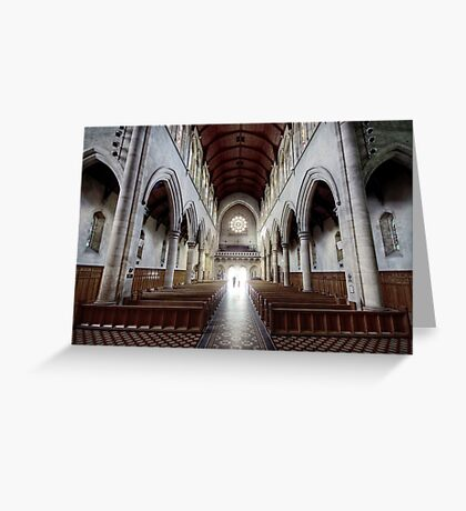 Saint Peters Cathedral Greeting Card