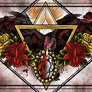 Wings of Gold  by DarkHorseBailey