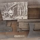 Old woodworking tools by pennyswork