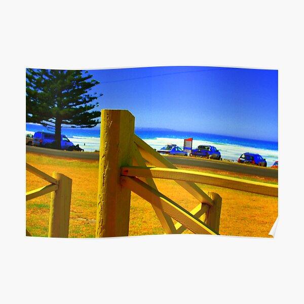 Bridgewater Bay - Geelong Poster