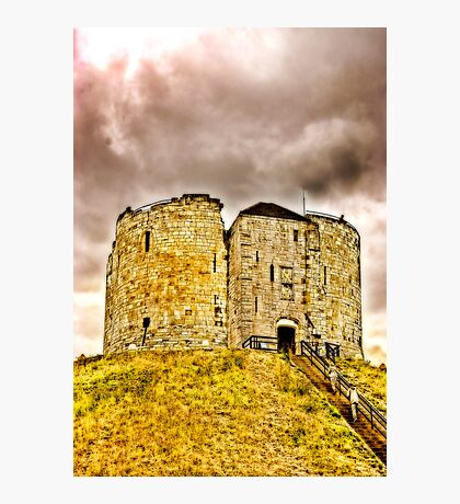 Cliffords Tower - York Photographic Print