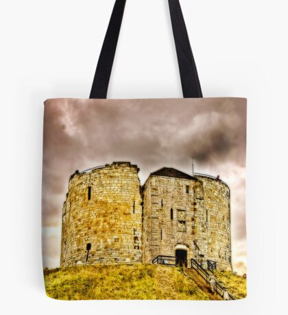 Cliffords Tower - York Tote Bag