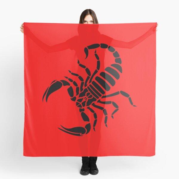 Skorpion Tuch