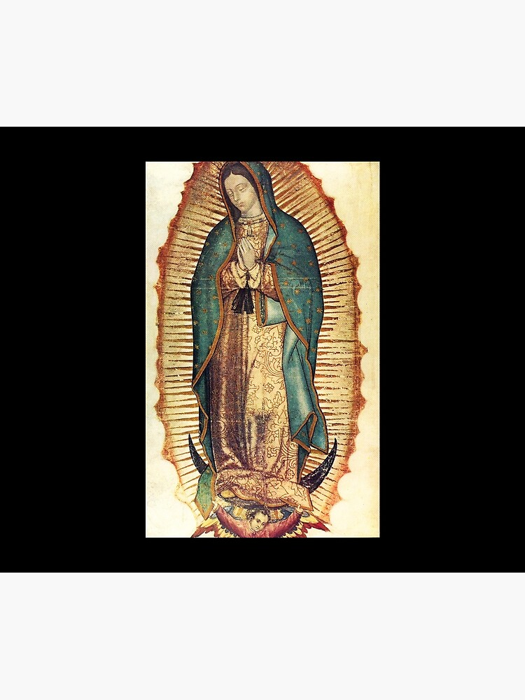 Our Lady of Guadalupe. Virgin Mary. by TOMSREDBUBBLE