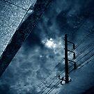 Street reflection by laurentlesax