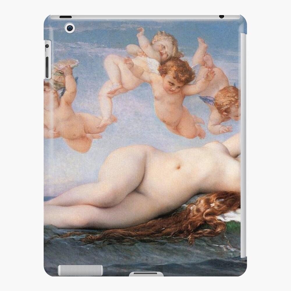 The #Birth of #Venus, Alexandre Cabanel 1875 #TheBirthofVenus #BirthofVenus iPad Case & Skin