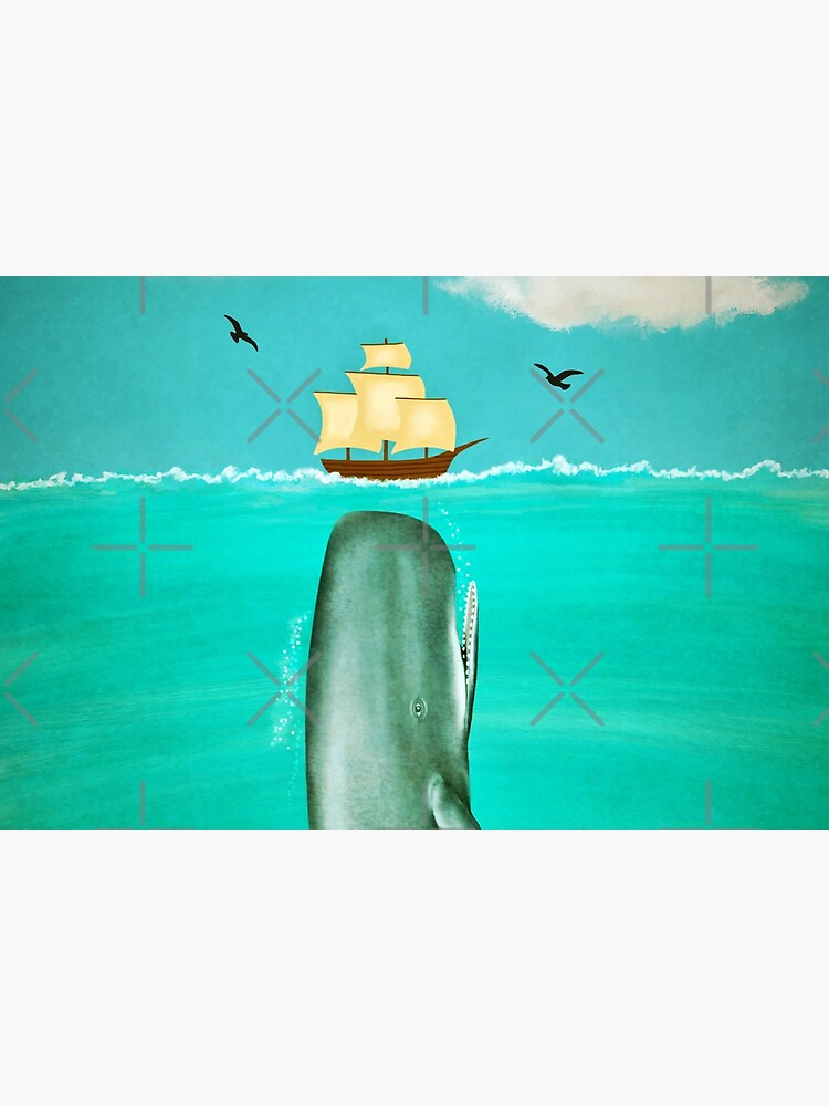 Whale by cristinadesign