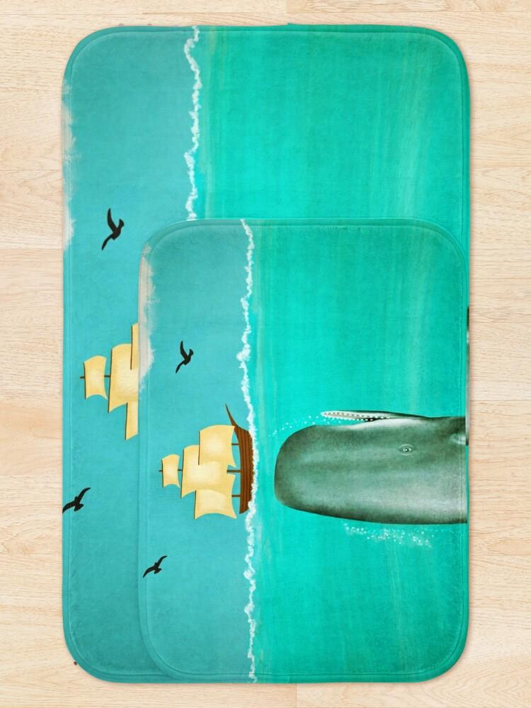 Alternate view of Whale Bath Mat