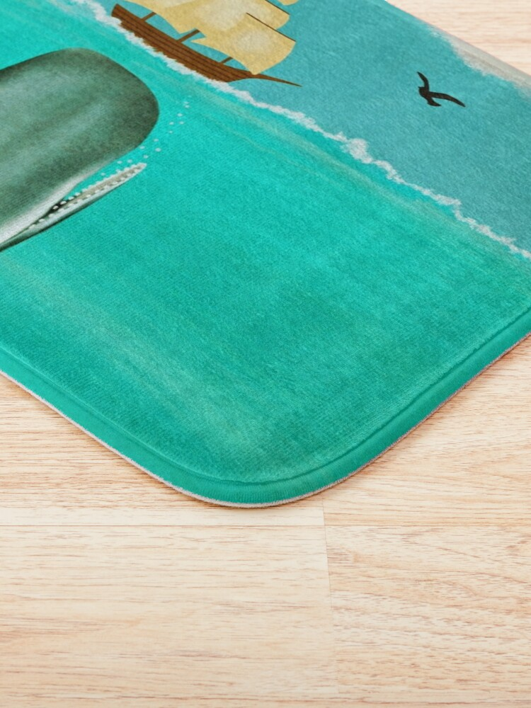 Alternate view of Whale Bath Mat