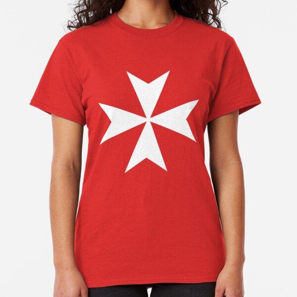 Cross Pattee Kids T-Shirt Long Sleeve Boys Girls T-Shirt