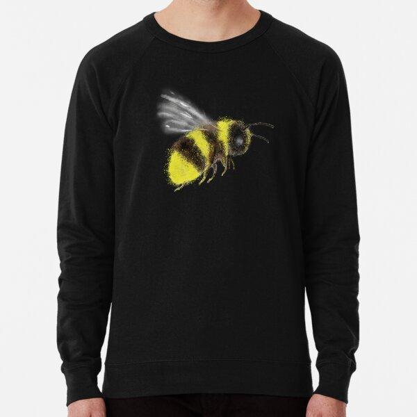 Bee Buzz, grey Lightweight Sweatshirt