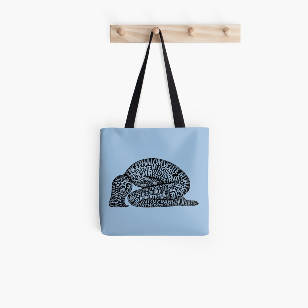 Les ravages de l'EM by Jill Thompson Tote Bag