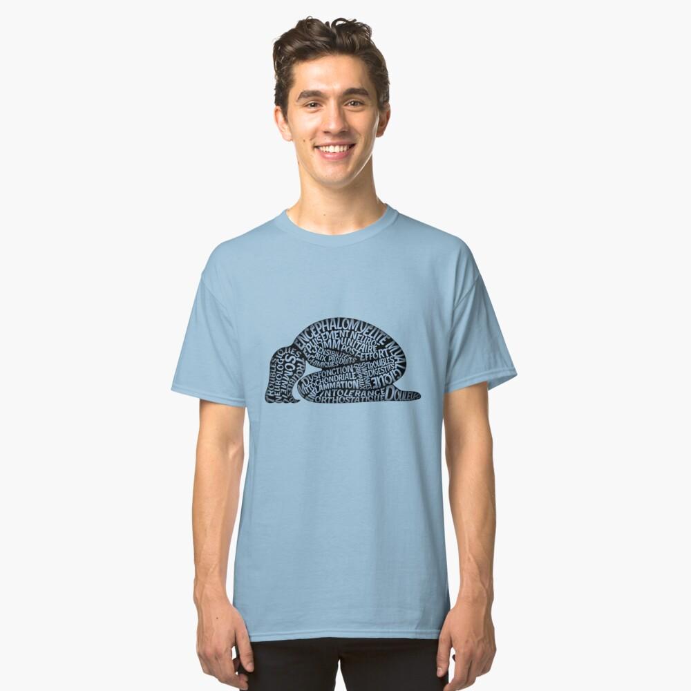 Les ravages de l'EM by Jill Thompson Classic T-Shirt