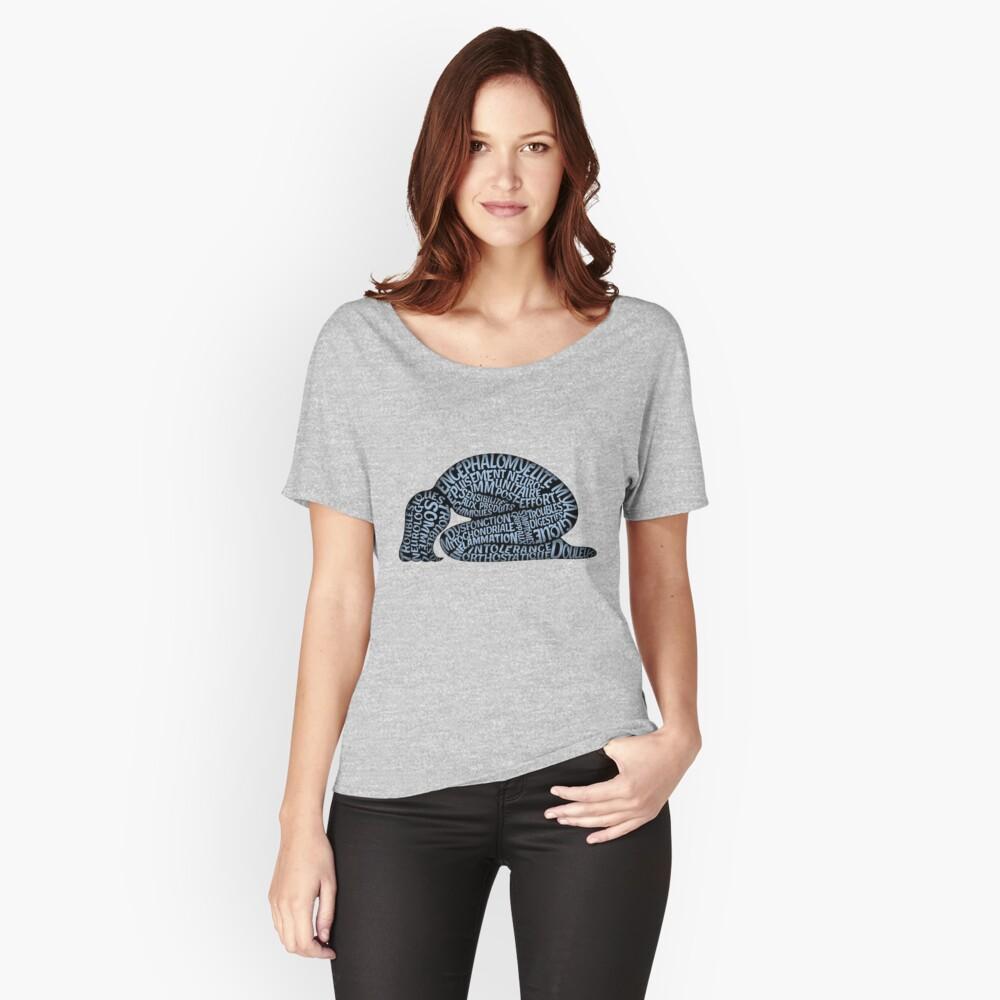 Les ravages de l'EM by Jill Thompson Relaxed Fit T-Shirt