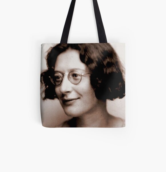 Weil All Over Print Tote Bag