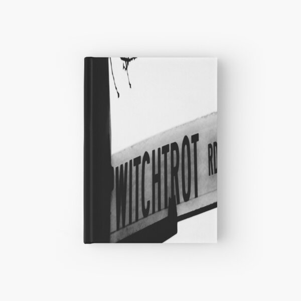 Witchtrot Rd. Hardcover Journal
