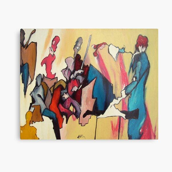 Boulez in Chicago Lámina metálica