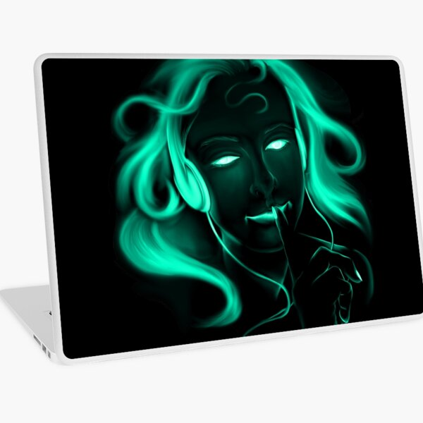 Music Muse of Humanity: The Whisper Laptop Skin