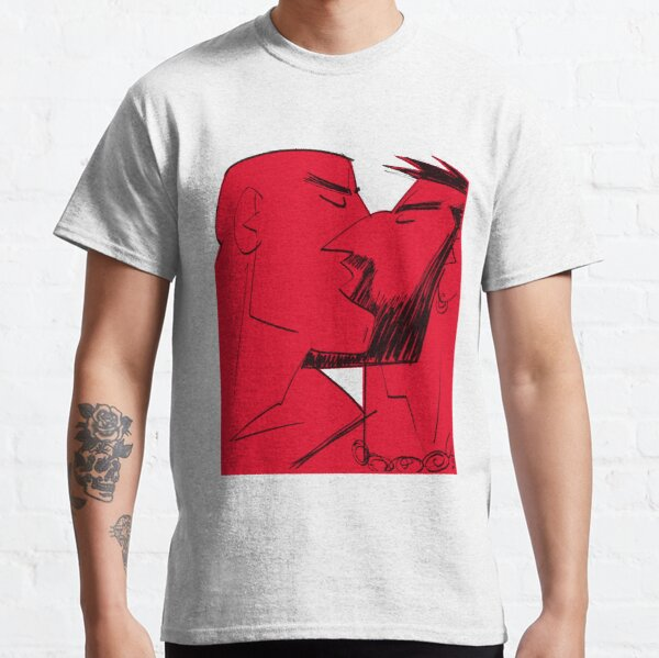Kissie-kissie! Classic T-Shirt