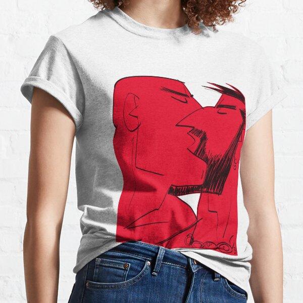 Kissie-kissie! T-shirt classique