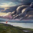 Cloud mermaids  by niruArt723