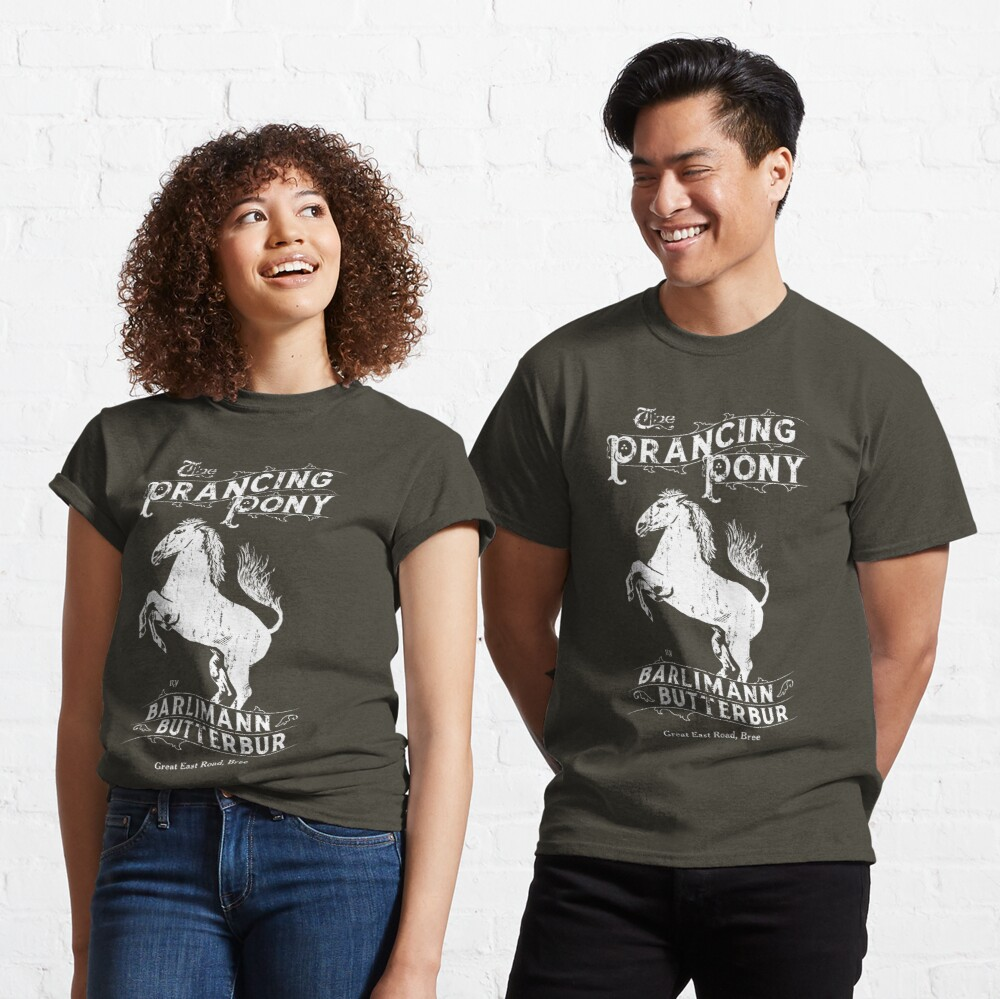 The Sign of the Prancing Pony Classic T-Shirt