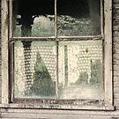 Through a lead glass window by vigor