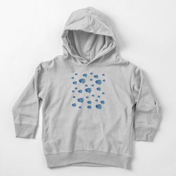 Fish Family Toddler Pullover Hoodie
