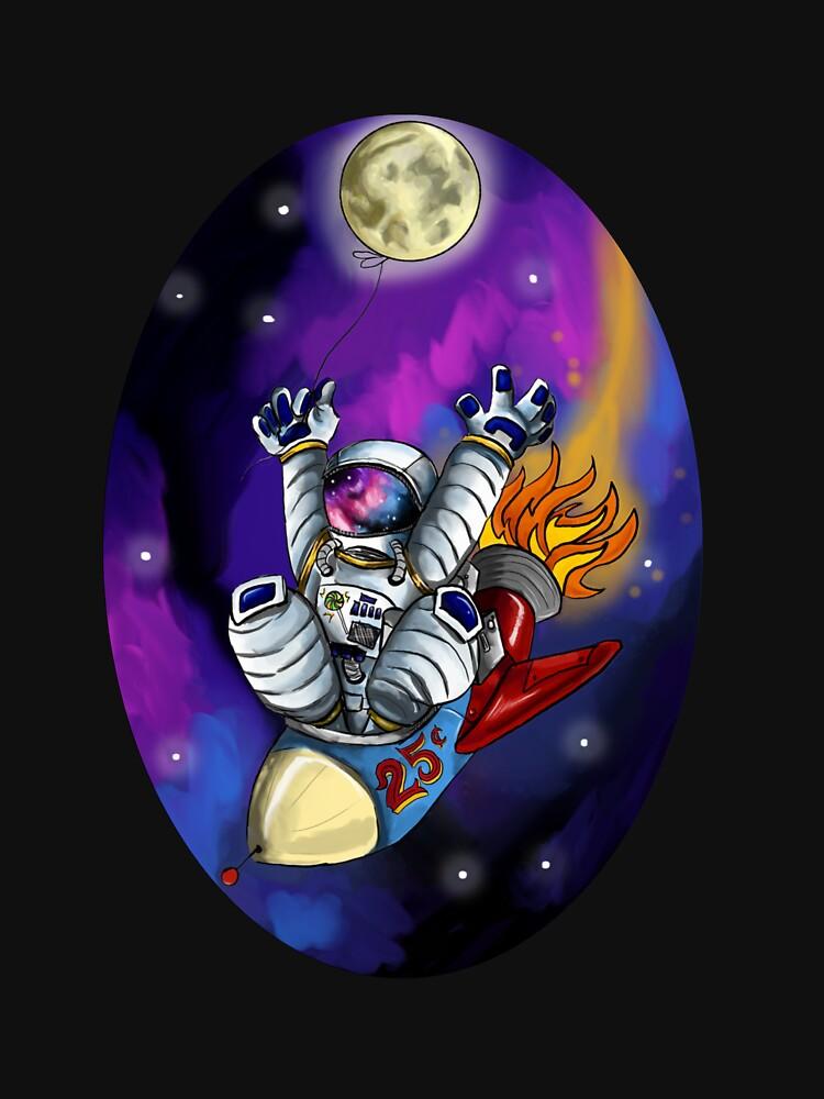 Rocket Man by ParasolMortis