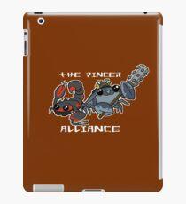 The Pincer Alliance iPad Case/Skin
