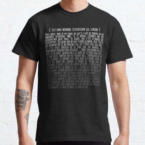 Scribe Otis T-shirt classique