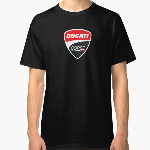 NEW WITH TAG DUCATI DIAVEL CARBON POLO T-SHIRT SS SUPERBIKE MOTORCYCLE CORSE