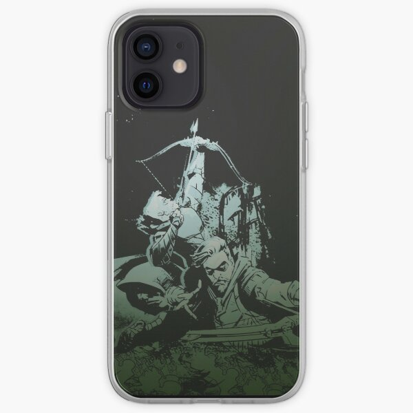 The Green Arrow iPhone Soft Case