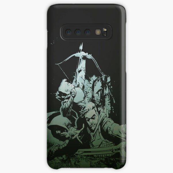 The Green Arrow Samsung Galaxy Snap Case