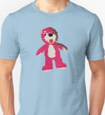 Pink Teddy Bear Breaking Bad Slim Fit T-Shirt