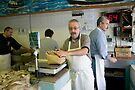 Fish Mongers – The Ironbound by Yuri Lev