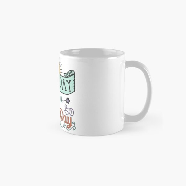 It's a Good Day with Color by Jan Marvin Classic Mug
