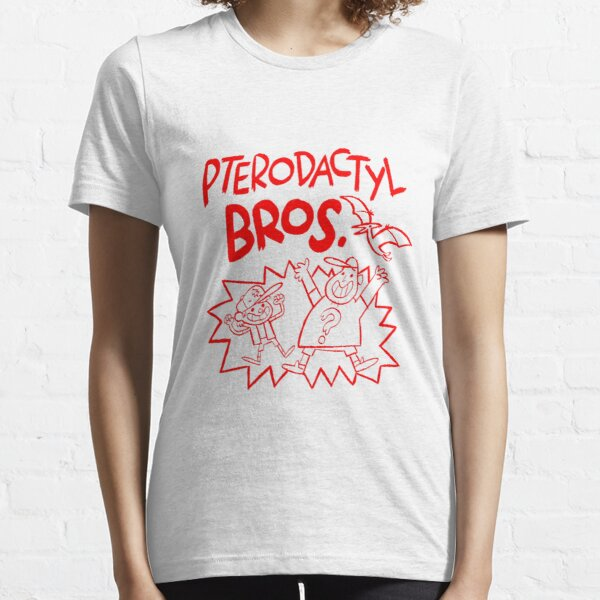 Pterodactyl Bros Essential T-Shirt