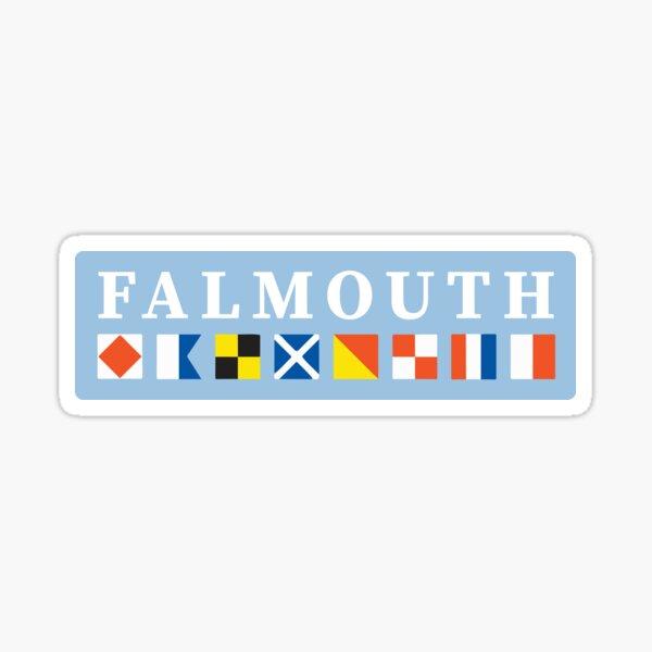 Falmouth, MA Sticker