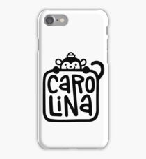 Carolina Logo iPhone Case/Skin