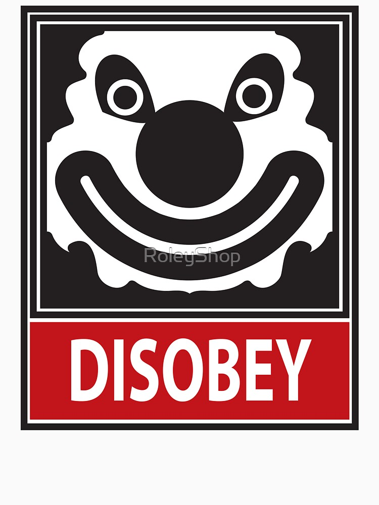 DISOBEY by Roley by RoleyShop