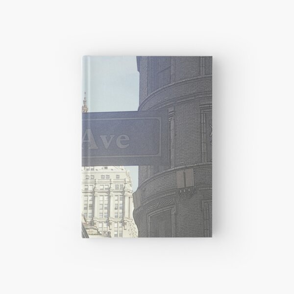 Fifth Ave Hardcover Journal