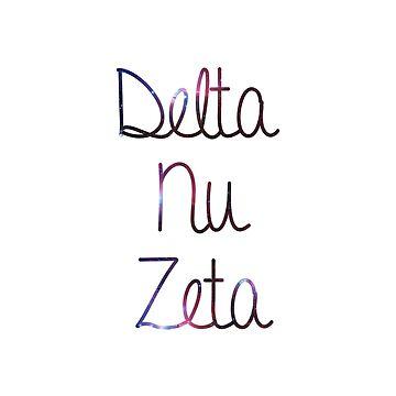 Delta Nu Zeta de tklegin97
