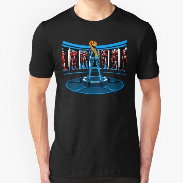 Hierro Aran Camiseta ajustada