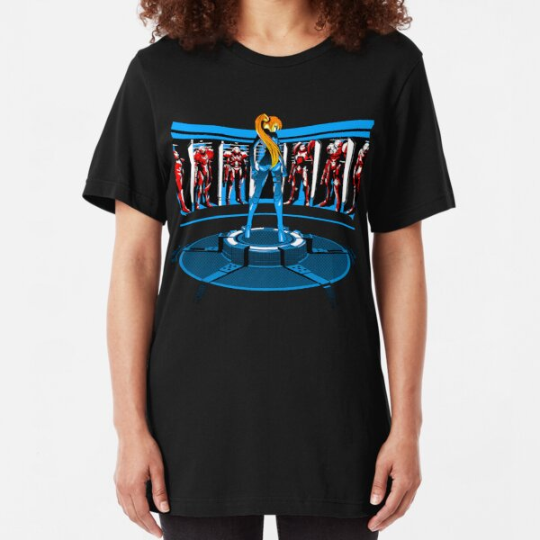 Iron Aran Slim Fit T-Shirt